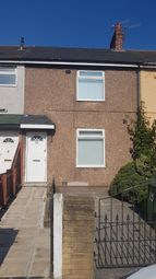 Thumbnail 2 bed terraced house to rent in Rainford Avenue, Bootle