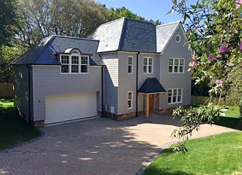 Thumbnail 4 bedroom detached house for sale in Anthonys Avenue, Lilliput, Poole