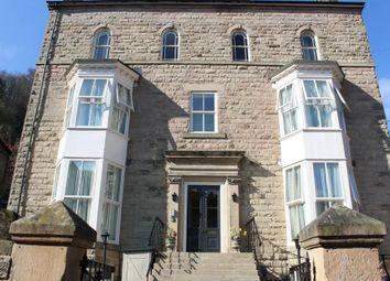 Thumbnail 2 bed flat for sale in Holme Road, Matlock Bath, Matlock
