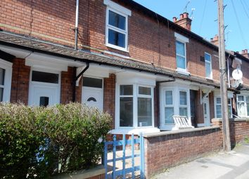 Thumbnail 3 bedroom end terrace house for sale in Welbeck Street, Worksop