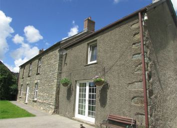 Thumbnail 4 bed detached house for sale in Rhos Farm, Efailwen, Clynderwen