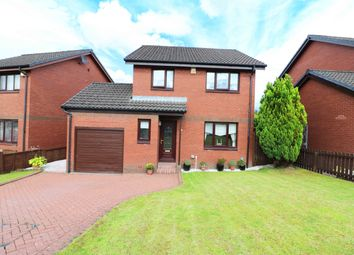 Thumbnail 3 bed detached house for sale in Queensby Drive, Baillieston