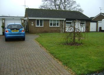 Thumbnail 2 bed bungalow to rent in Culverlands Crescent, Ash