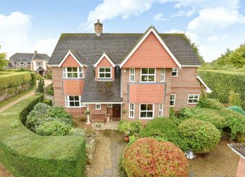 Thumbnail 5 bed detached house for sale in Little Hayes, Itchen Abbas, Winchester, Winchester, Hampshire