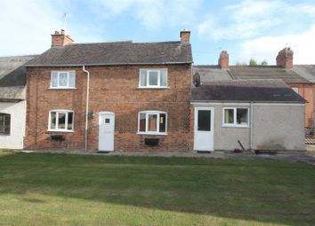 Thumbnail 2 bed cottage for sale in New Walk, Sapcote, Leicester