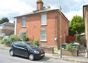 Thumbnail 2 bed terraced house for sale in Stamford Green Road, Epsom