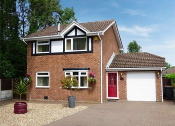 Thumbnail 3 bed detached house for sale in Magnolia Close, Fulwood, Preston, Lancashire