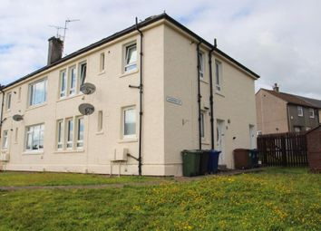 Thumbnail 2 bed flat for sale in Calderpark Street, Lochwinnoch