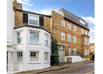 Thumbnail 4 bed end terrace house for sale in New End Square, London