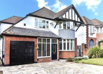 4 bed detached house for sale in Nonsuch Walk, Cheam, Sutton SM2