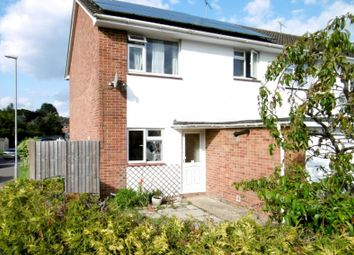 Thumbnail 3 bedroom end terrace house to rent in Phelipps Road, Corfe Mullen, Wimborne