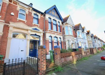 Thumbnail 4 bed terraced house for sale in Wadham Road, Portsmouth