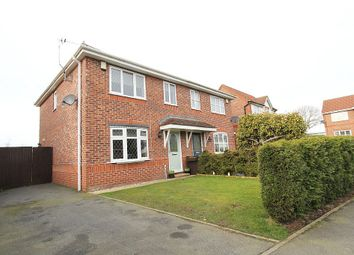 Thumbnail 3 bed semi-detached house for sale in Rosewood Drive, Winsford, Cheshire