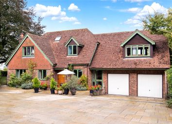 Thumbnail 5 bed detached house for sale in Goscombe Lane, Gundleton, Alresford, Hampshire