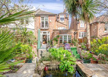 Glasslyn Road, London N8. 4 bed end terrace house for sale