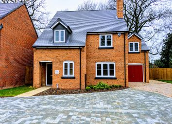 Thumbnail 4 bed detached house for sale in Redfern Rise, Haughton, Stafford