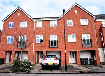 Thumbnail 3 bed town house for sale in Yarrow Walk, Coventry