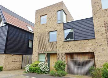 Thumbnail 4 bed end terrace house to rent in Royal Way, Trumpington, Cambridge
