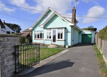 Thumbnail 3 bed detached bungalow for sale in Bleadon Hill, Bleadon, Weston-Super-Mare