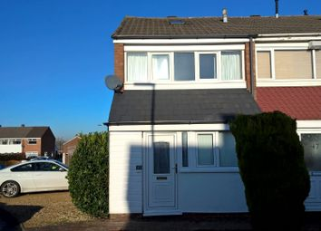 Thumbnail 2 bed end terrace house to rent in Anson Road, Great Wyrley, Walsall