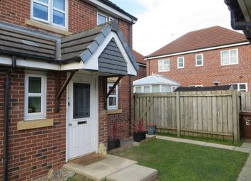 Thumbnail 3 bed semi-detached house to rent in Elvaston Drive, Kingswood, Hull