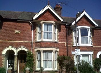 Thumbnail 2 bed terraced house to rent in Beverley Road, Canterbury, Kent