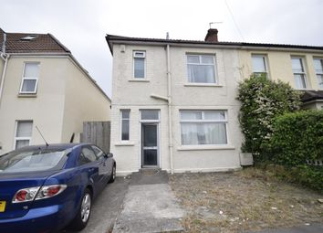 Thumbnail 3 bedroom semi-detached house for sale in Forest Road, Fishponds, Bristol