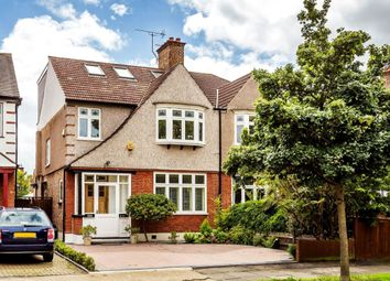 Thumbnail 5 bedroom semi-detached house for sale in Erridge Road, London