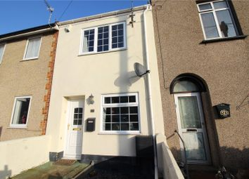 Thumbnail 2 bed terraced house to rent in Saunders Street, Gillingham, Kent