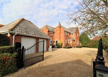 Thumbnail 4 bed detached house for sale in The Paddocks, Abberton, Colchester