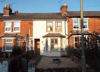 Thumbnail 3 bed terraced house to rent in Botley Road, Romsey