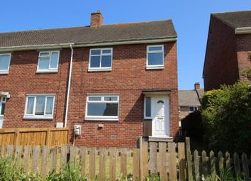 Thumbnail 3 bed semi-detached house to rent in Wolsingham Terrace, Annfield Plain, Stanley