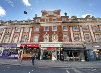 Retail premises to let in Kensington High Street, London W8
