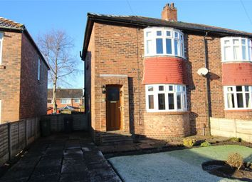 Thumbnail 2 bed semi-detached house for sale in 32 Criffel Road, Carlisle, Cumbria