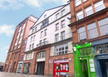 Thumbnail 1 bed flat to rent in 83 Candleriggs, Merchant City, Glasgow