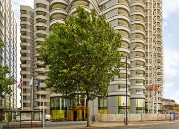 Thumbnail 1 bed flat for sale in The Corniche, Tower One, 20 Albert Embankment, London