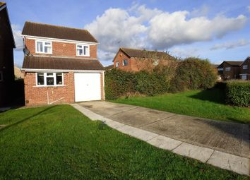 Thumbnail 3 bed detached house for sale in The Holly Grove, Quedgeley, Gloucester