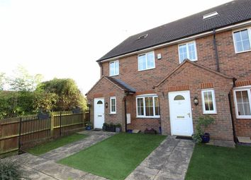 Thumbnail 3 bed end terrace house for sale in Ascot Drive, Leighton Buzzard