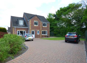 Thumbnail 5 bed detached house for sale in Glenfields Road, Haverfordwest