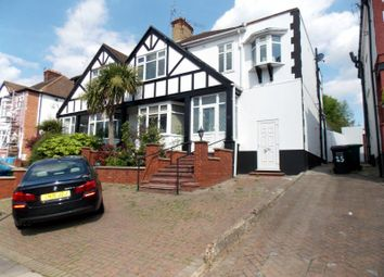Thumbnail 5 bed semi-detached house to rent in Upcroft Avenue, Edgware