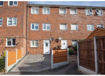 Thumbnail 3 bed town house for sale in Hitchin Close, Romford
