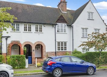 Thumbnail 4 bed terraced house for sale in Asmuns Hill, Hampstead Garden Suburb, London