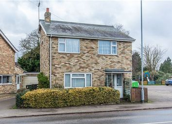 Thumbnail 3 bedroom detached house for sale in Denny End Road, Waterbeach, Cambridge