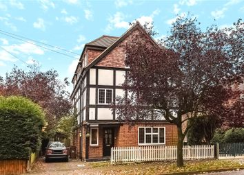 Thumbnail 5 bed detached house for sale in Grand Avenue, Camberley, Surrey