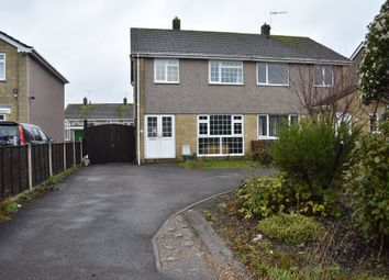 Thumbnail 3 bed semi-detached house to rent in Badminton Road, Coalpit Heath, Bristol, Gloucestershire