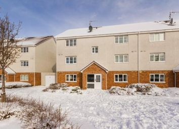 Thumbnail 2 bed flat for sale in Stirrat Crescent, Paisley, Renfrewshire