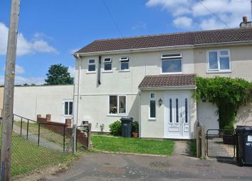 Thumbnail 3 bed semi-detached house for sale in Capel Road, Matson, Gloucester