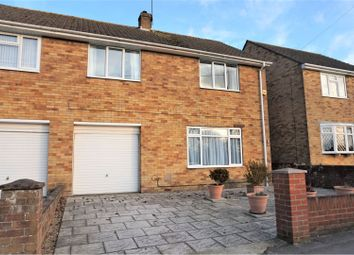 Thumbnail 3 bed semi-detached house for sale in Stockheath Lane, Havant