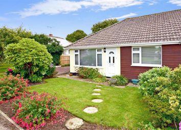 Thumbnail 2 bed semi-detached bungalow for sale in Minter Avenue, Densole, Folkestone, Kent