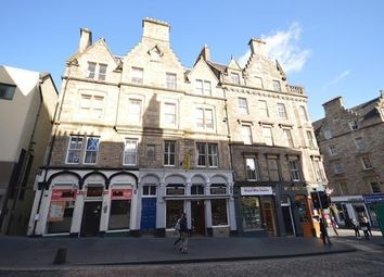 Thumbnail Studio to rent in High Street, Edinburgh EH1,